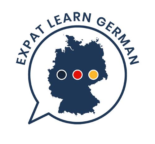 Expat learn german